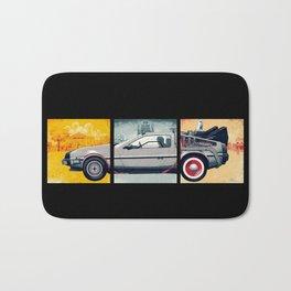 DeLorean DMC-12 - Cinema Classics Bath Mat
