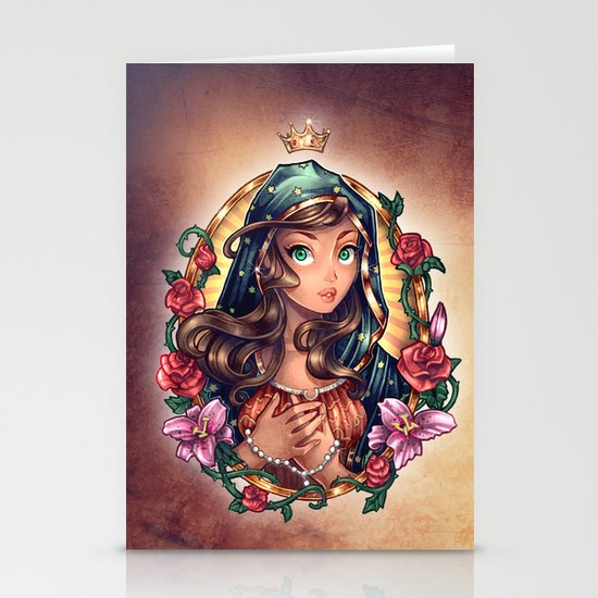 Our Lady of Guadalupe Stationery Cards