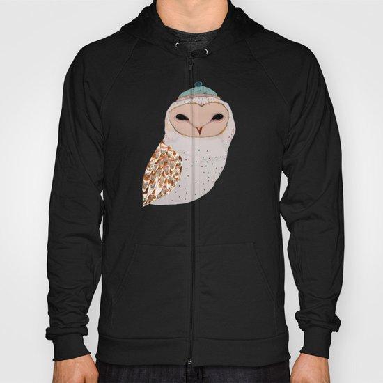 Barn Owl  Hoody
