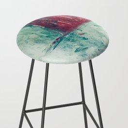 abstract painting Bar Stool