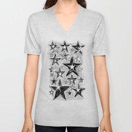 Oh My Stars! Unisex V-Neck