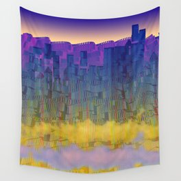 Urban 05-07-16 / WAVES of LIGHT Wall Tapestry