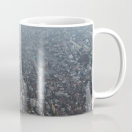 Tokyo from Above Coffee Mug