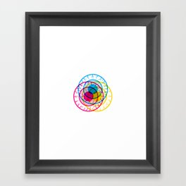 Eye Caramba! Framed Art Print