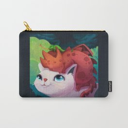 Tiny Sleeping Dragon Carry-All Pouch