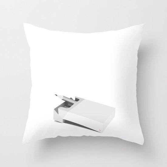 Addiction 1 Throw Pillow