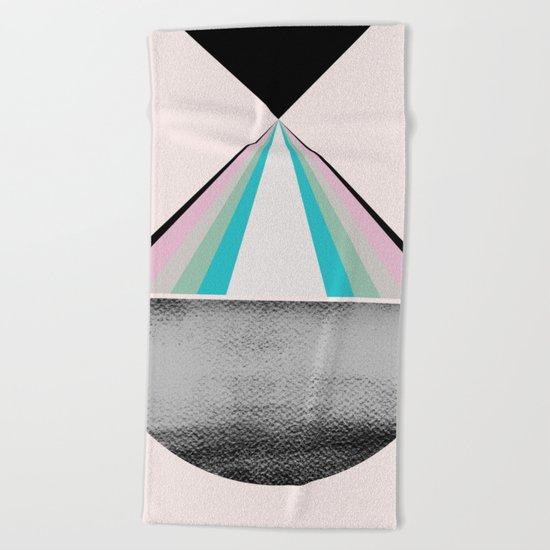 Drop Beach Towel