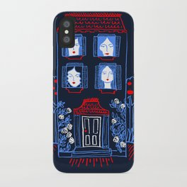 The Women in the House iPhone Case