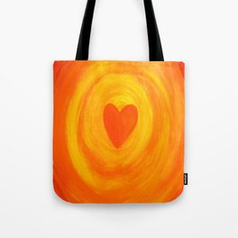 I  Embrace MY LOVE Tote Bag