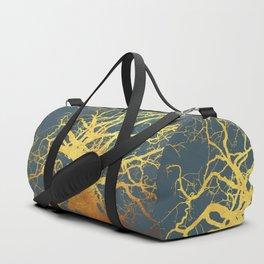 Bare Gold Duffle Bag