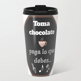 Toma chocolate Travel Mug