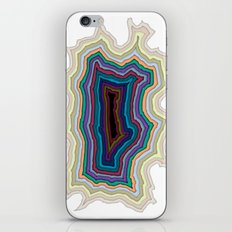 The Abyss iPhone Skin