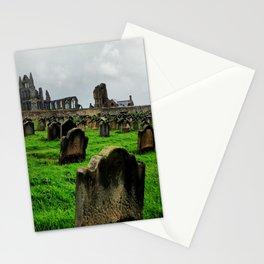 Whitby Graveyard Stationery Cards