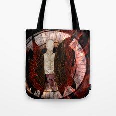 Corpse Moth Tote Bag