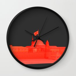 Squared: Superpose Wall Clock