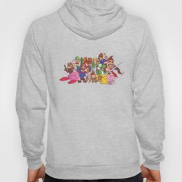 Super Smash Bros Hoody