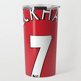 Set of Seven: Beckham 7 Travel Mug