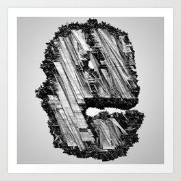 Letter Series: E Art Print
