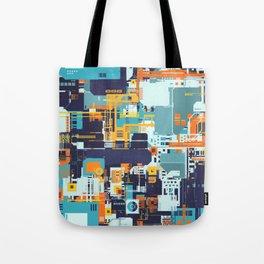 Tech Geek Tote Bag