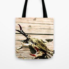 CrabWalk Tote Bag