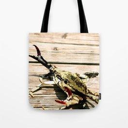 CrabWalk Tote Bag