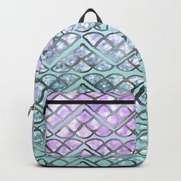 MERMAID Glitter Scales Dream #2 #shiny #decor #art #society6 Backpack