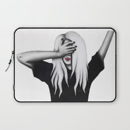 Inside That Counts/Without Background Laptop Sleeve