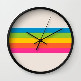 VHS lite Wall Clock