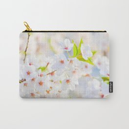 flower photography by Evelyn Carry-All Pouch