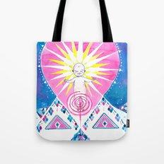 Sun of God Tote Bag