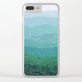 Fall in the Shenandoah Clear iPhone Case