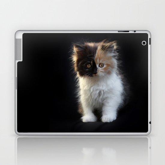 Cutest Kitten Ever Laptop & iPad Skin