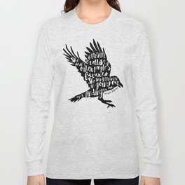 Other People's Futures - The Raven Boys Long Sleeve T-shirt