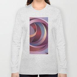 Modern Pattern No. 144 Long Sleeve T-shirt