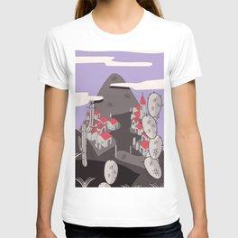 Mexican village T-shirt