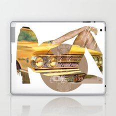 My Egoistic Dreams - Yella Laptop & iPad Skin
