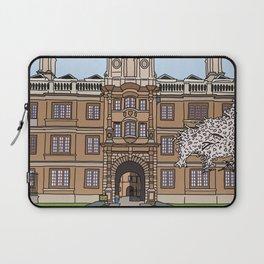 Cambridge struggles: Clare College Laptop Sleeve