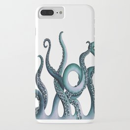 Kraken Teal iPhone Case
