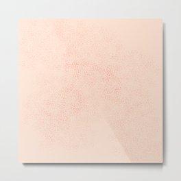 Sparkling blurry dots  no. 1 Metal Print
