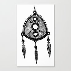 amulet Canvas Print