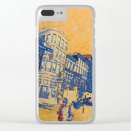 Union Square Clear iPhone Case
