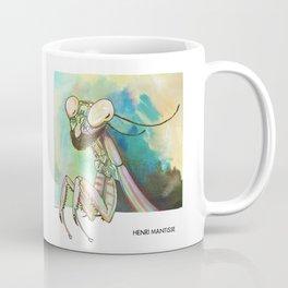 Henri Mantisse Coffee Mug