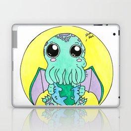 Nom Nom! Cute-thulu Laptop & iPad Skin