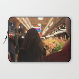 Seattle Market Laptop Sleeve