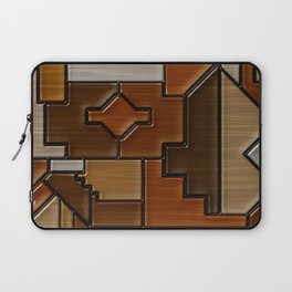 Woodwork Laptop Sleeve