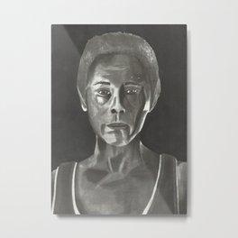 Melissa McBride Metal Print