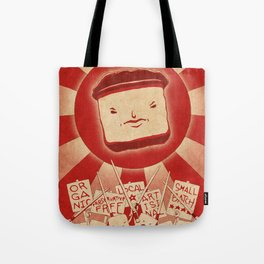 Tofu Revolution Tote Bag