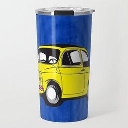 Zoom, Zoom- Art Print Travel Mug