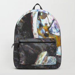 Abalone Shell Backpack