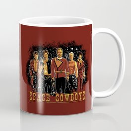 Space Cowboys Coffee Mug